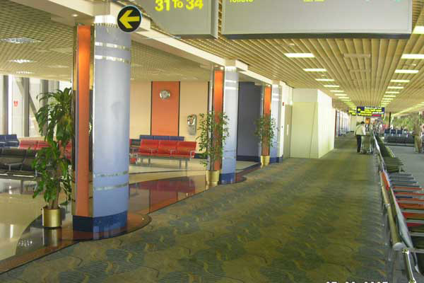 Bahrain International Airport Worldecorwll Interior Design Interior Decorators Bahrain