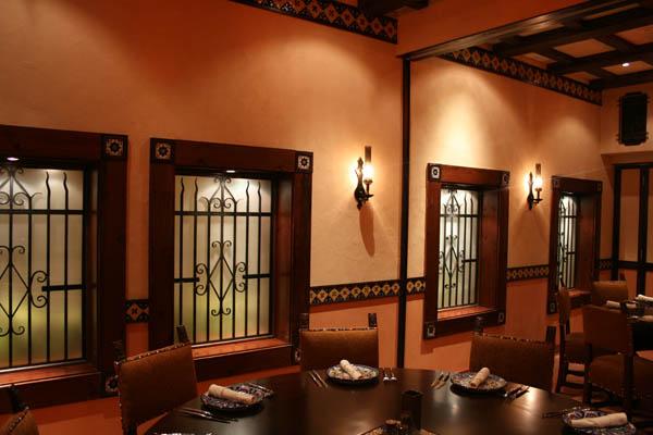 Mexican restaurant exterior design for Mexican interior design